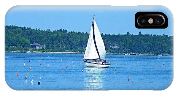 Good Sailing IPhone Case