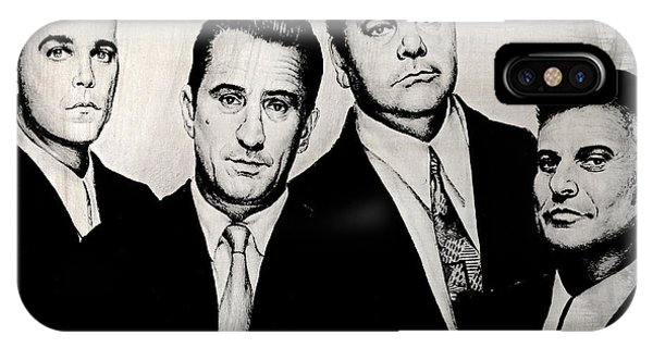 Goodfellas IPhone Case