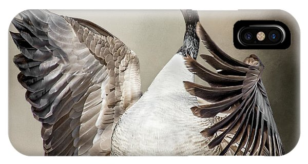 Goose Chase IPhone Case