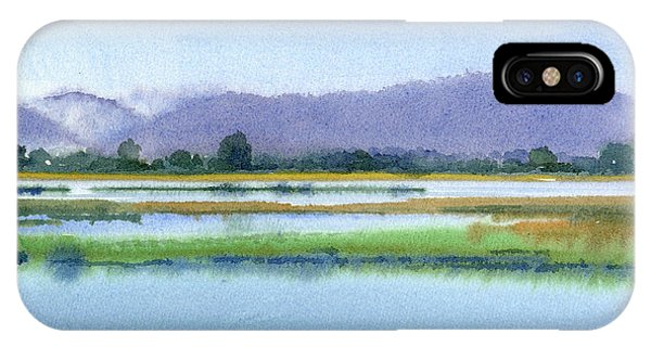 Goose Island Marsh IPhone Case