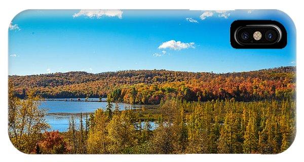 Goose Lake IPhone Case