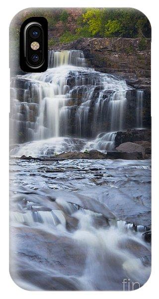 Gooseberry Falls North Shore Minnesota IPhone Case