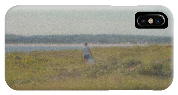 Gooseberry Island Westport Ma IPhone Case