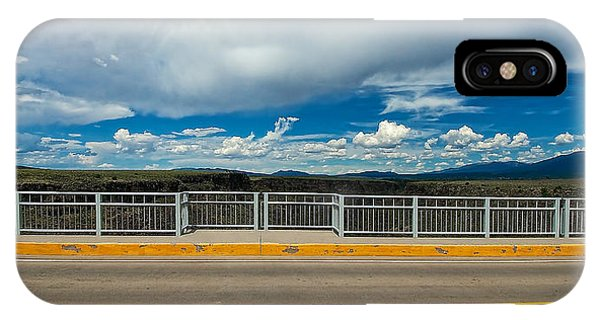 Gorge Bridge North View IPhone Case