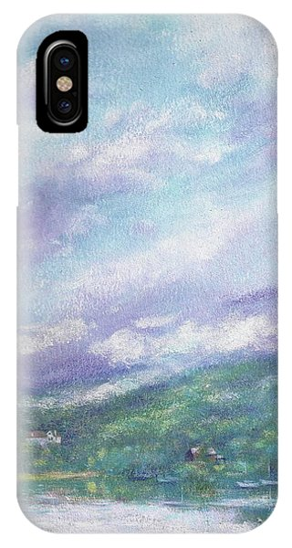 Gorgeous Lake Landscape IPhone Case