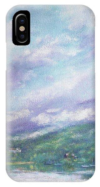 Gorgeous Lake Landscape IPhone Case