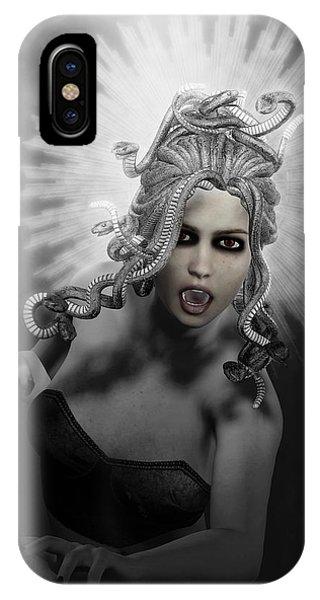 Gorgon IPhone Case