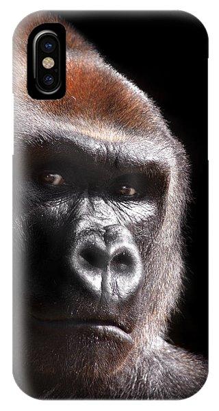 Gorilla ... Kouillou IPhone Case