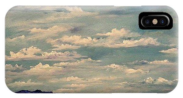 Got Clouds IPhone Case