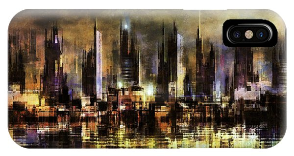 Gotham City IIi IPhone Case
