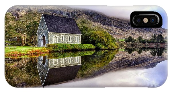 Gougane Barra Mirror IPhone Case