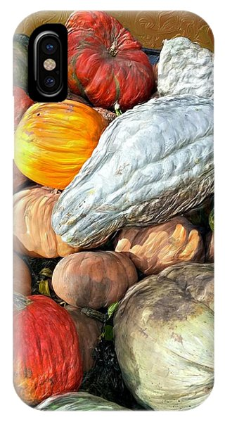 Gourd-jes IPhone Case