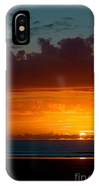 Gower Sundown IPhone Case