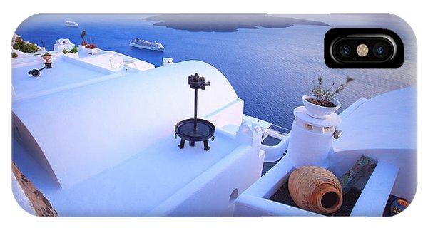 Greece iPhone Case - Greek Dreams  by Emmanuel Panagiotakis