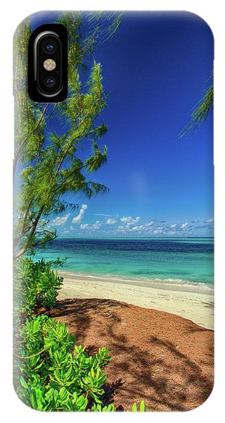 Grace Bay IPhone Case
