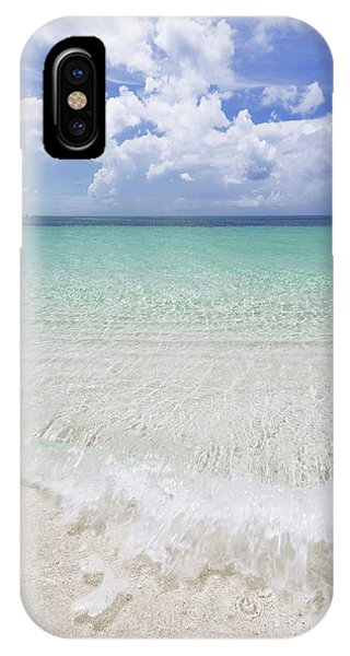 Grace iPhone X Case - Grace by Chad Dutson