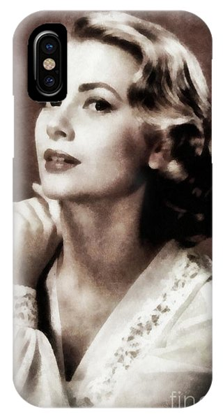 Grace Kelly, Actress, By Js IPhone Case