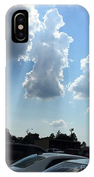 Grace Of The Angels  IPhone Case
