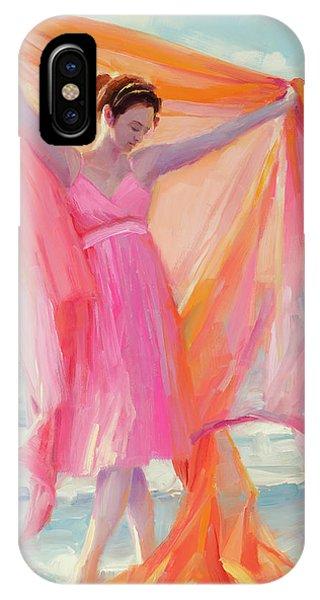 Grace iPhone X Case - Grace by Steve Henderson