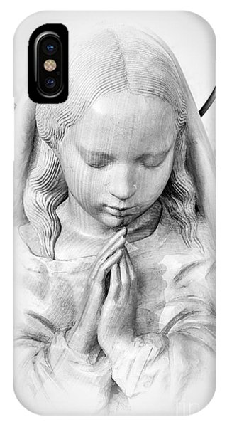 Divine Love iPhone Case - Grace by Tim Gainey