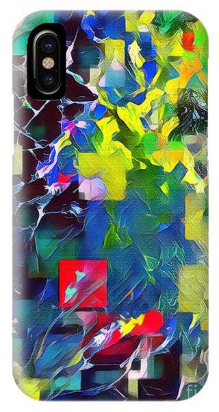 Graceful II IPhone Case