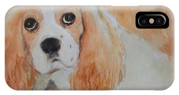 Gracie 2 IPhone Case