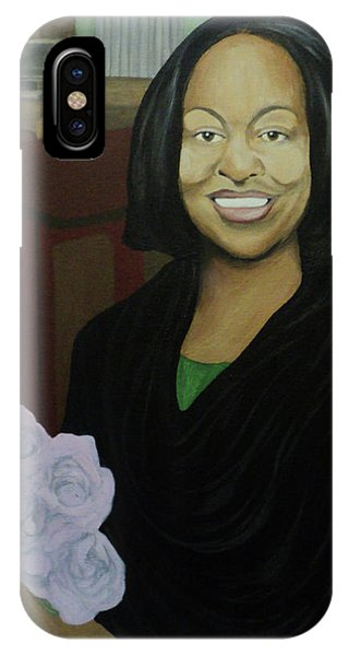 Graduate Beauty IPhone Case