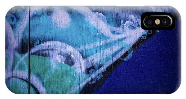 Aerosol iPhone Case - Graffiti 4 by Terry Davis