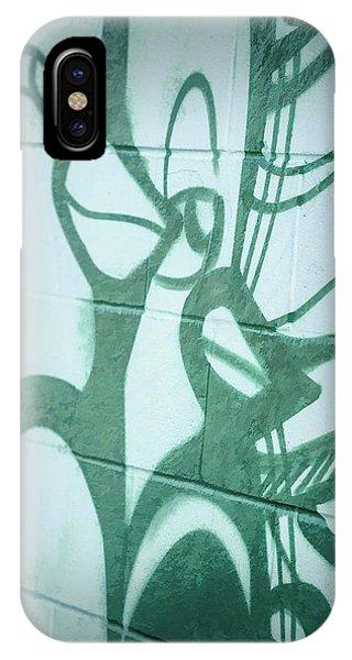 Aerosol iPhone Case - Graffiti 5 by Terry Davis