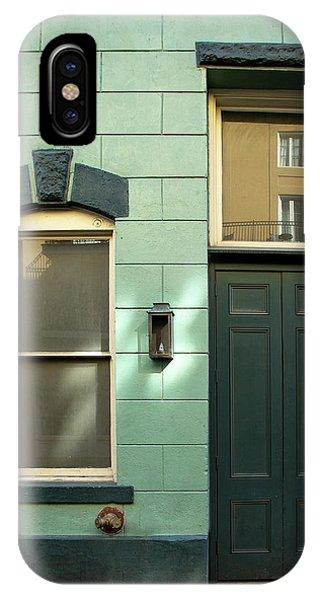 Graffiti Door IPhone Case