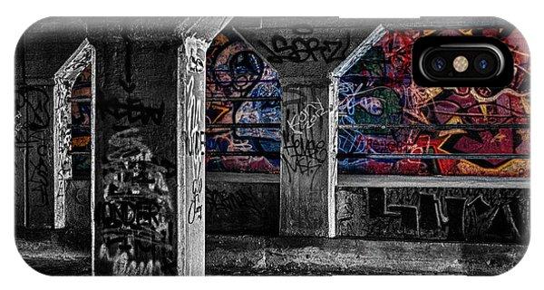 Graffiti Galore 2 IPhone Case