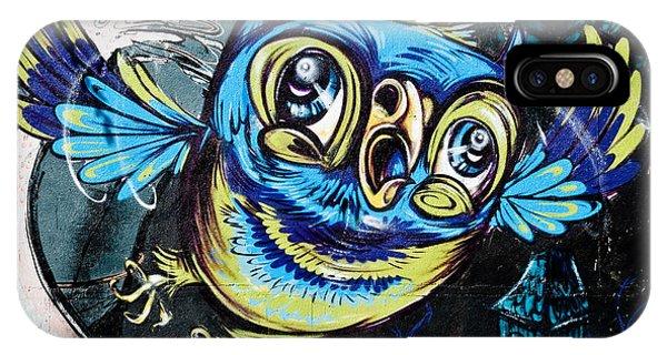 Graffiti Owl IPhone Case
