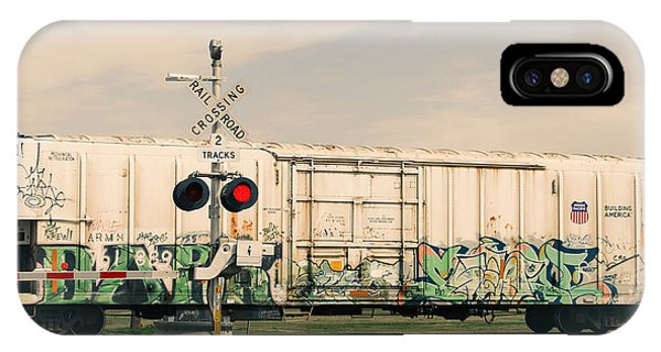 Graffiti Ride IPhone Case