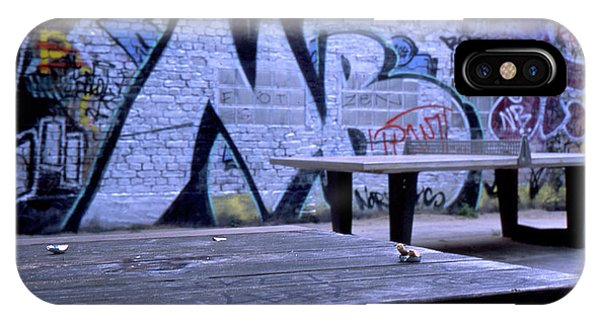 Graffiti Table IPhone Case