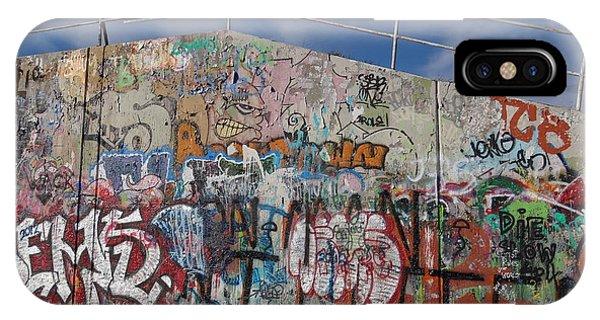Graffiti Wall IPhone Case