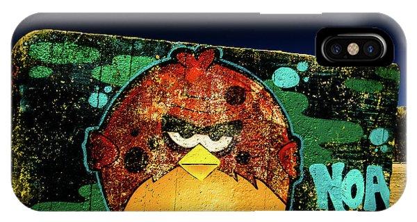 Graffiti_01 IPhone Case