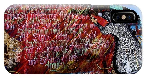 Graffiti_02 IPhone Case