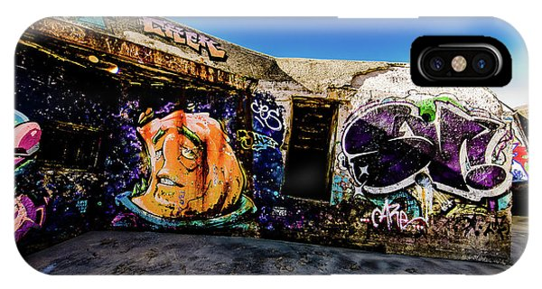 Graffiti_03 IPhone Case
