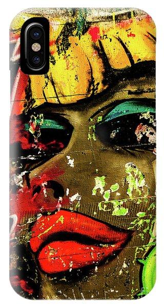Graffiti_04 IPhone Case