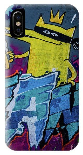 Graffiti_10 IPhone Case