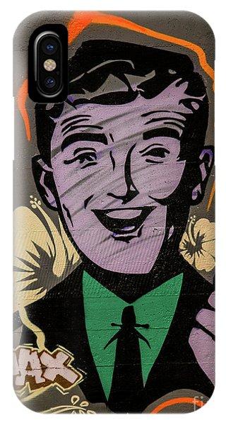 Graffiti_11 IPhone Case