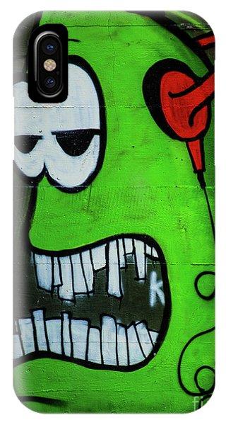 Graffiti_12 IPhone Case