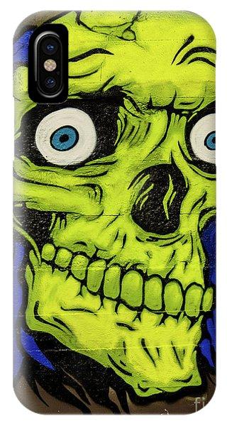 Graffiti_13 IPhone Case