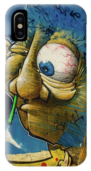 Graffiti_14 IPhone Case