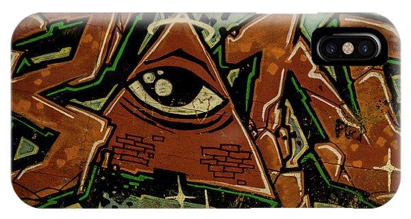 Graffiti_17 IPhone Case