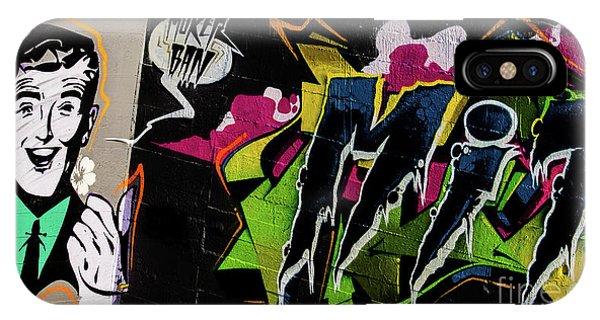 Graffiti_19 IPhone Case