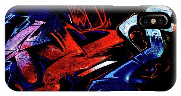 Graffiti_20 IPhone Case