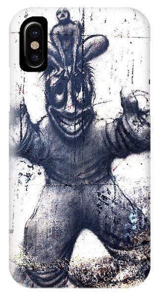 Graffiti_21 IPhone Case