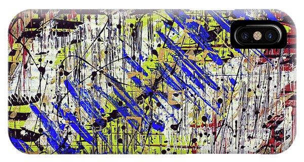 Graffitti IPhone Case