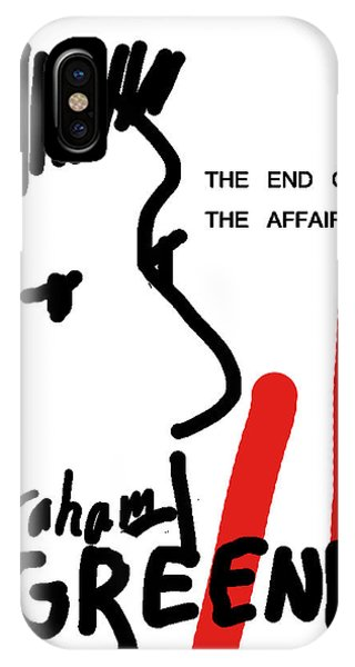 Graham Greene End Of Affair  IPhone Case